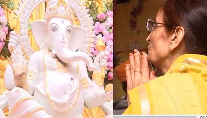 बीकानेर: पूरे प्रदेश में गणेश चतुर्थी की धूम, गढ़ गणेश मंदिर में लगा भक्तों का तांता