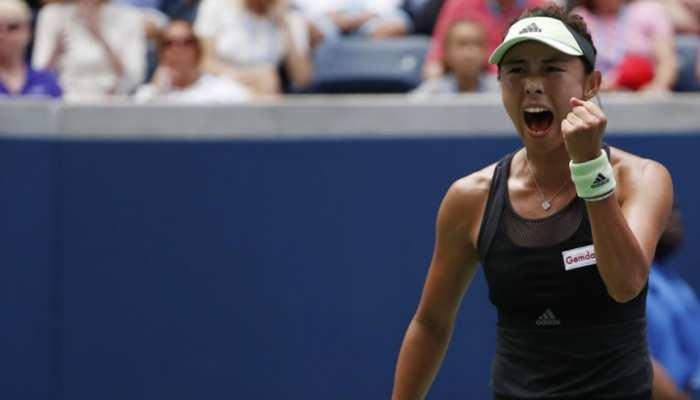 US Open: वांग किआंग ने बार्टी को किया बाहर, क्वार्टरफाइनल में सेरेना से होगी भिड़ंत