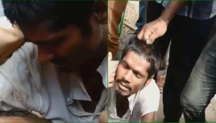 जैसलमेर: बच्चा चोर समझकर भीड़ ने युवक के साथ की मारपीट, वीडियो वायरल