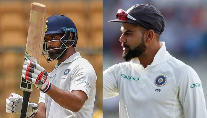 IND vs WI: टेस्ट सीरीज जीतने के बाद विराट कोहली ने कहा, 'इस सीरीज की खोज हैं विहारी'