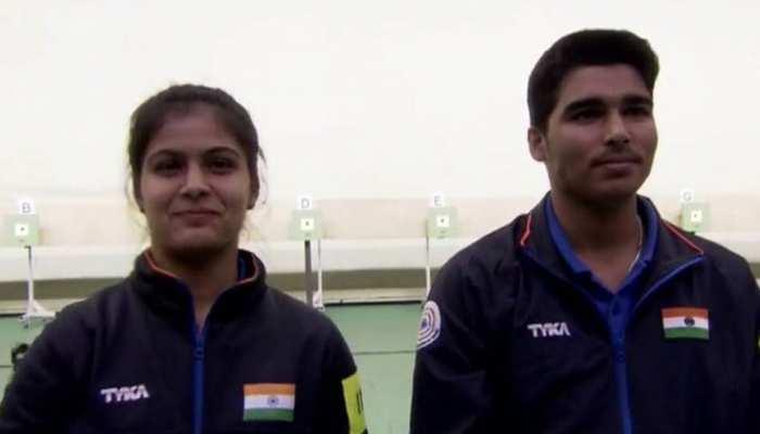 ISSF Rio World Cup: 5 गोल्ड मेडल के साथ भारत ने हासिल की टॉप पोजीशन, मनु-सौरभ चमके