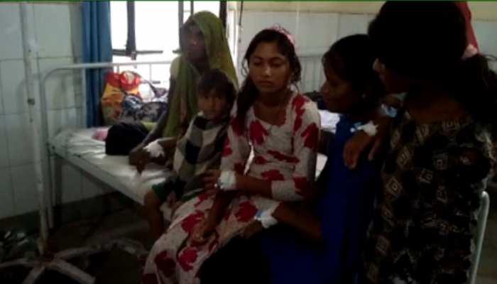 बारिश के बाद मौसमी बीमारी की चपेट में बारां का यह गांव, दस्त और उल्टी से पीड़ित हो रहे लोग