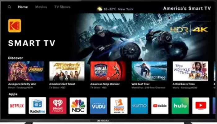 इस कंपनी ने लॉन्च किया 32,000 में 55 इंच का स्मार्ट टीवी