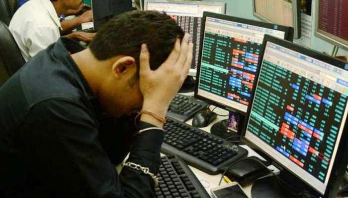शेयर बाजार में भूचाल, आज निवेशकों के 2.55 लाख करोड़ स्वाहा