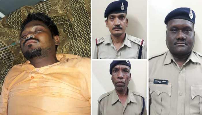 बैतूल: फांसी पर लटके युवक को पुलिस ने बचाया, सीएम कमलनाथ ने दी शाबाशी