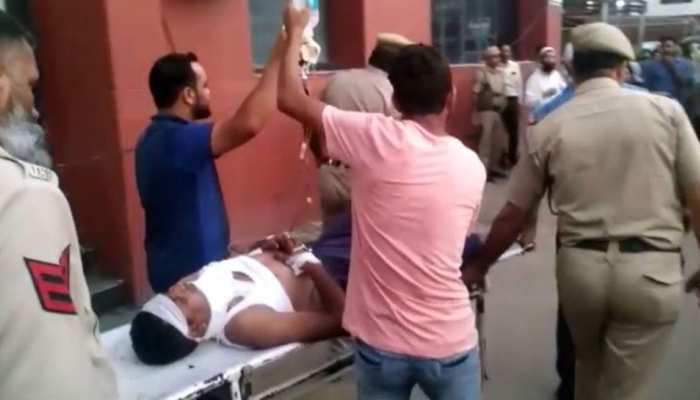 J-K: राजौरी में ड्यूटी पर तैनात सुरक्षाकर्मी की बंदूक से चली गोली, ITBP का जवान घायल