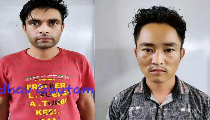 दिल्ली पुलिस की स्पेशल सेल ने पकड़ी 25 किलो हेरोइन, 2 गिरफ्तार