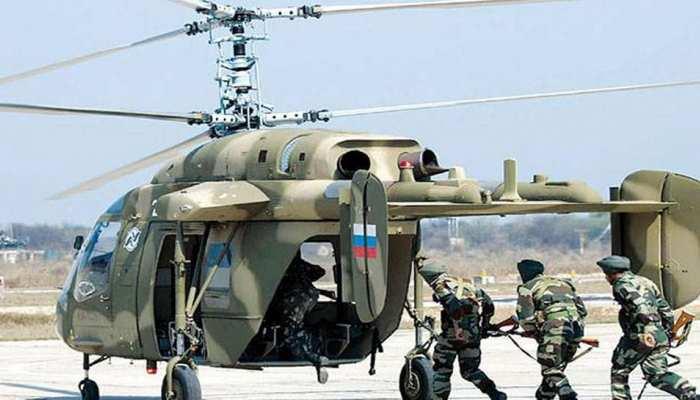 रूस से 200 कामोव हेलीकॉप्टर खरीद पर हो सकता है बड़ा फैसला, चीन-पाक से ले सकता है कड़ी टक्कर