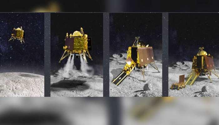 चंद्रयान 2: आज मध्यरात्रि के बाद बनेगा इतिहास, चांद पर उतरेगा लैंडर 'विक्रम'