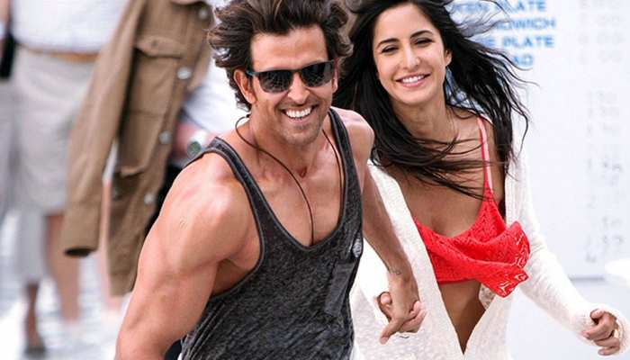 Hrithik Roshan said about Katrina Kaif, & # 039; Just beautiful from above but actually & # 039; laborers & # 039; Is ... & # 039;