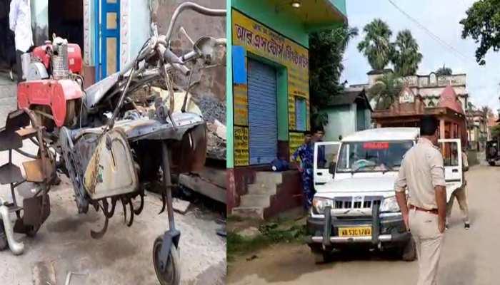 पश्चिम बंगाल में BJP कार्यकर्ताओं पर हमला, 3 घायल, TMC पर लगाए आरोप