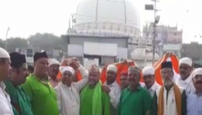 सचिन पायलट के जन्मदिन पर कार्यकर्ताओं में हर्ष, ख्वाजा के दरबार में पेश की गई चादर