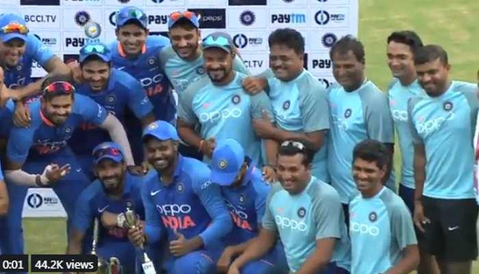 'दानवीर' क्रिकेटर: जीत के हीरो रहे संजू सैमसन ने जीता दिल, इनको दान कर दी अपनी मैच फीस