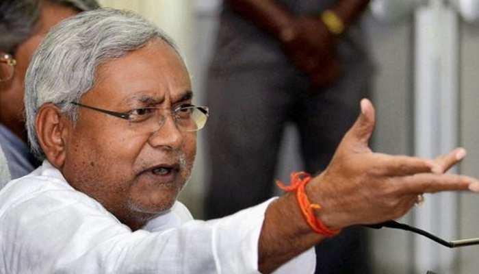 झारखंड पहुंचे नीतीश कुमार ने साधा BJP और JMM पर निशाना, कही ये बड़ी बात