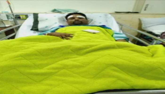 कोटा के युवक का ट्रेन में लूटपाट का विरोध करना पड़ा भारी, बदमाशों ने चलती ट्रेन से फेंका