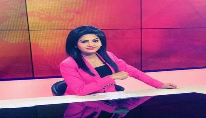 नोएडा: ज़ी मीडिया की एंकर लक्ष्मी उपाध्याय के साथ दिनदहाड़े लूट की वारदात, मामला दर्ज