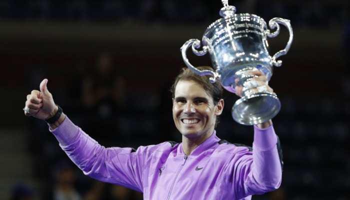 US Open: राफेल नडाल ने रचा इतिहास, रूस के मेदवेदेव को हराकर जीता चौथा खिताब
