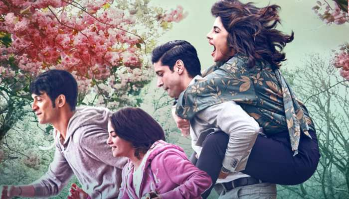 प्रियंका चोपड़ा ने शेयर किया 'द स्काई इज पिंक' का FIRST POSTER, इस दिन आएगा ट्रेलर