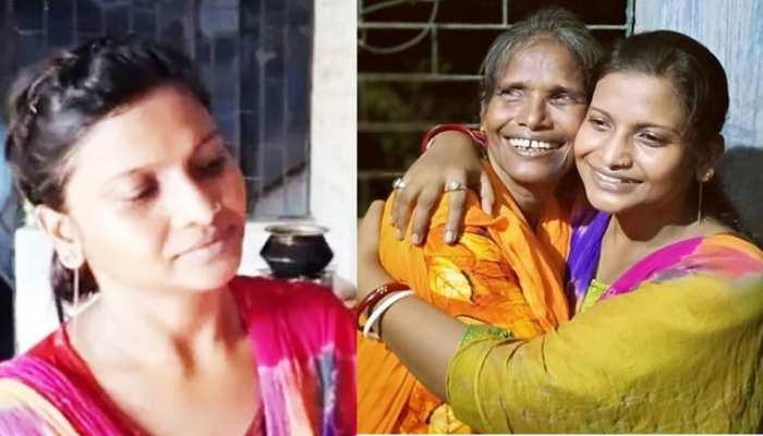 VIRAL VIDEO: अब रानू मंडल की बेटी ने गाया गाना, सुनिए कैसी है इनकी आवाज