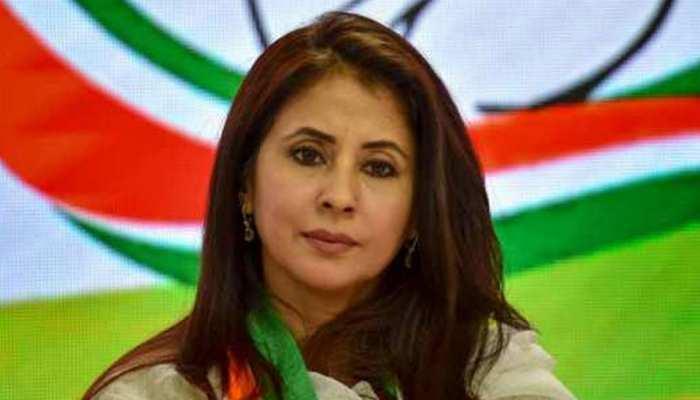 उर्मिला मातोंडकर ने दिया कांग्रेस से इस्तीफा, इस बात से थीं पार्टी से नाराज