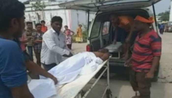 मुजफ्फरपुर: सेप्टिक टैंक में दम घुटने से चार लोगों की हुई मौत