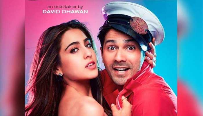 फिल्म 'कुली नंबर 1' के सेट पर हुआ बड़ा हादसा, देर रात लगी भीषण आग