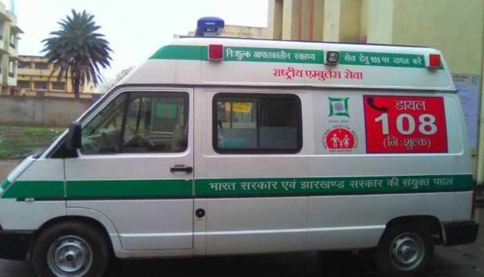 झारखंड: रांची में लफंगों के निशाने पर 108 एंबुलेंस सेवा, फेक कॉल कर करते हैं परेशान