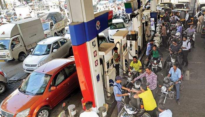 एक दिन बाद फिर बढ़े पेट्रोल-डीजल के रेट, ये रहा आज का भाव