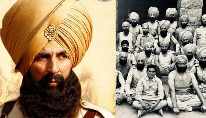 10 हजार दुश्मनों को धूल चटाने वाले 21 जाबांजों को अक्षय कुमार ने दी श्रद्धांजलि