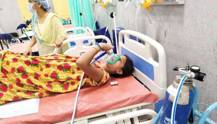 महिलाओं का दर्द रोकने डॉक्टरों ने इजाद किया नया तरीका, लाफिंग गैस से करा रहे डिलीवरी