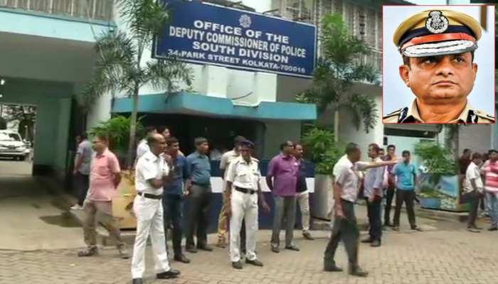शारदा चिटफंड मामला: कोलकाता के पूर्व कमिश्नर राजीव कुमार के घर पहुंची CBI की टीम