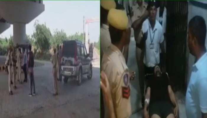 जोधपुर: पुलिस पर फायरिंग कर भागा सरगना सहीराम गिरफ्तार, अन्य आरोपियों की तलाश जारी