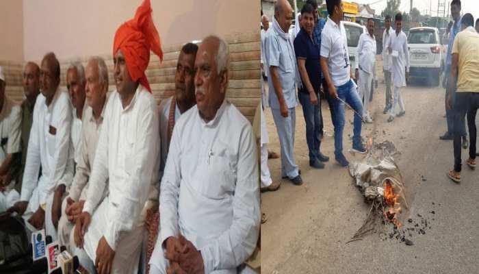 हरियाणा: परशुराम के फरसे पर गरमाई राजनीति, ब्राह्मण समुदाय के निशाने पर सीएम खट्टर