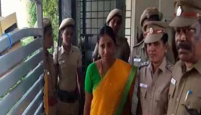 दिवंगत PM राजीव गांधी की हत्या की दोषी नलिनी की पैरोल खत्म, वापस जेल भेजी गई