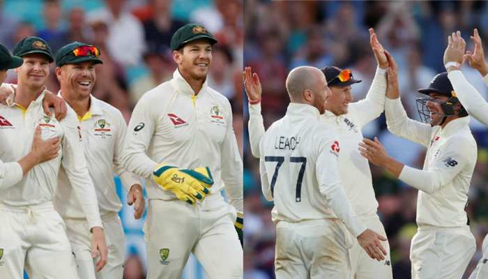 ASHES: ओवल टेस्ट के नतीजे के बाद दोनों टीमों ने मनाया जश्न, टीम इंडिया भी खुश
