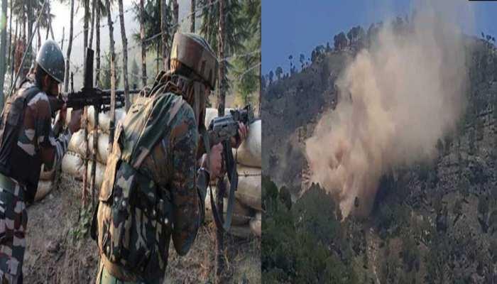 जम्मू कश्मीरः पाकिस्तान ने बालाकोट सेक्टर में किया सीजफायर उल्लंघन, सेना ने दिया करारा जवाब