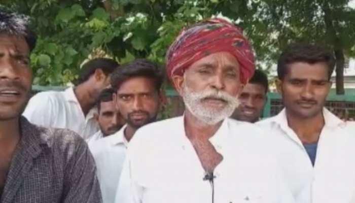टोंक: समाज विशेष के लोगों ने तोड़ा तालाब, गुस्साए ग्रामीणों ने जताया विरोध