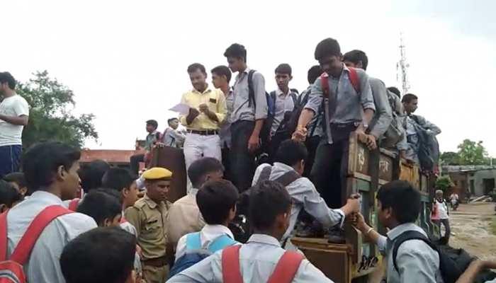 चित्तौड़गढ़ में रेस्क्यू ऑपरेशन हुआ खत्म, सुरक्षित निकाले गए 350 स्कूली बच्चे