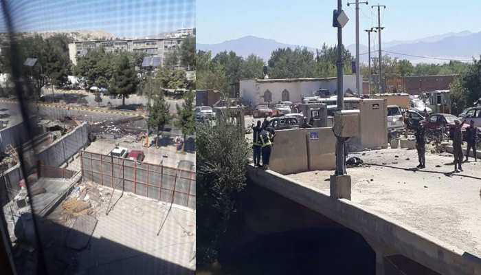 अफगानिस्तानः राष्ट्रपति अशरफ गनी की रैली में धमाका, 24 की मौत