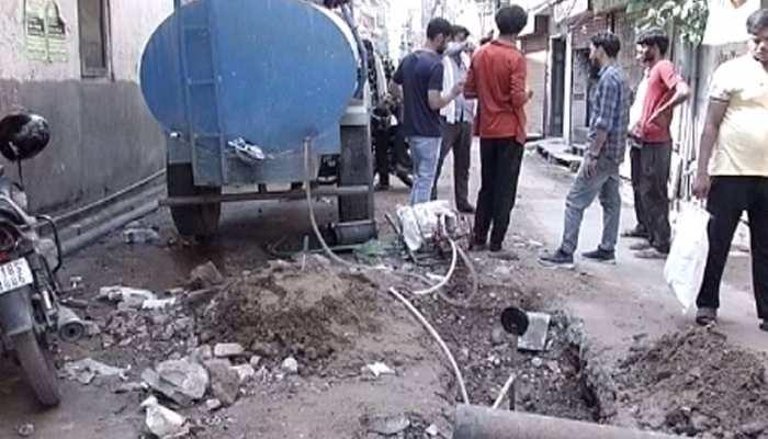 जयपुर: स्मार्ट सिटी प्रोजेक्ट में सामने आई अधिकारियों की लापरवाही, जानें पूरा मामला