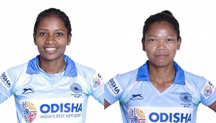 महिला हॉकी टीम में झारखंड की 2 खिलाड़ी शामिल, सलीमा टेटे, निक्की प्रधान जाएंगी इंग्लैंड