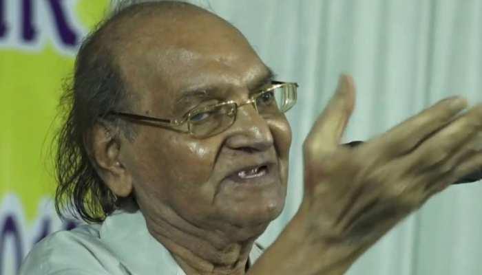 हास्य कवि माणिक वर्मा का इंदौर में निधन, 81 साल की उम्र में किया दुनिया को अलविदा