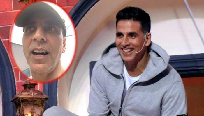 ट्रैफिक से परेशान हो अक्षय कुमार ने चुपचाप ली Metro की सवारी, Viral हुआ Video