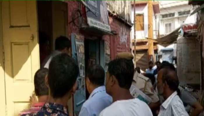 राजस्थान: पुलिस चौकी के सामने चोरों ने दुकान के तोड़े ताले, लाखों की नकदी लेकर हुए फरार