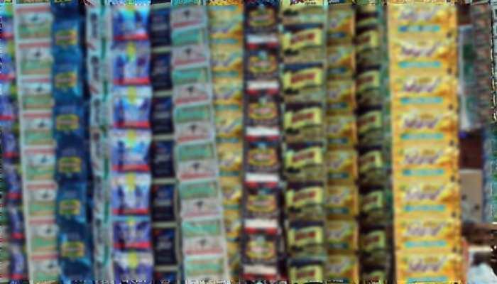बिहार: पान मसाला बेचने वाले दुकानदारों के यहां छापेमारी, भारी मात्रा में गुटखा बरामद