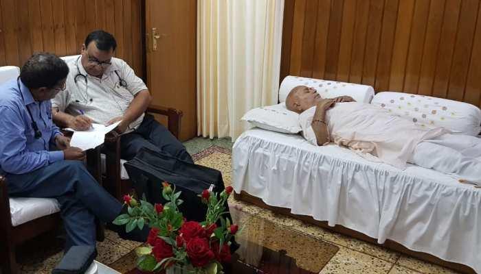 शाहजहांपुर: पीड़िता द्वारा गिरफ्तारी की मांग करने के बाद चिन्मयानंद अस्पताल में भर्ती