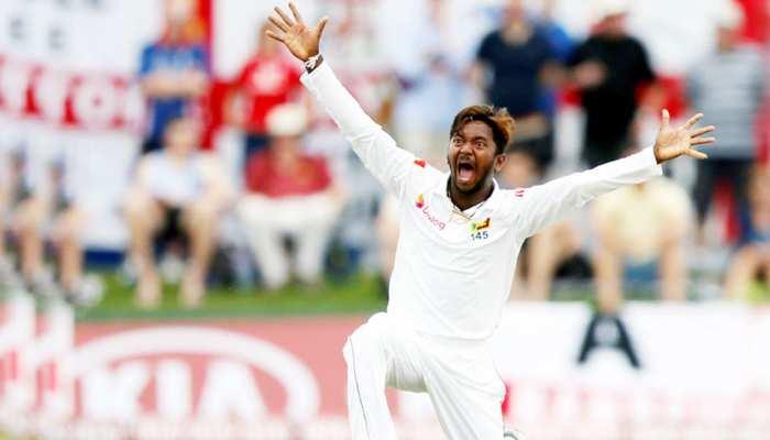 श्रीलंका को पाकिस्तान दौरे से पहले झटका, ICC ने उसके स्टार गेंदबाज पर लगाया बैन