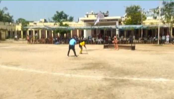 राज्यस्तरीय हॉकी कॉम्पिटिशन में दूसरे नंबर पर रही श्रीगंगानगर की टीम, लोगों ने किया स्वागत