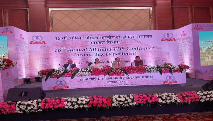 जयपुर में आयकर विभाग की राष्ट्रीय कांफ्रेंस, टीडीएस कटता हैं तो जरुर पढ़ें यह खबर
