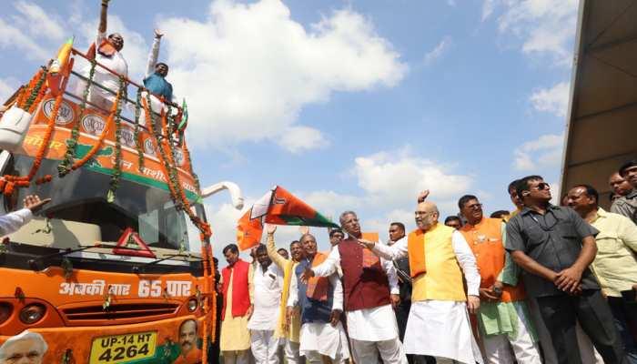 झारखंड : विधानसभा चुनाव की तैयारी को लेकर BJP ने झोंकी ताकत, महागठबंधन को लेकर संशय जारी